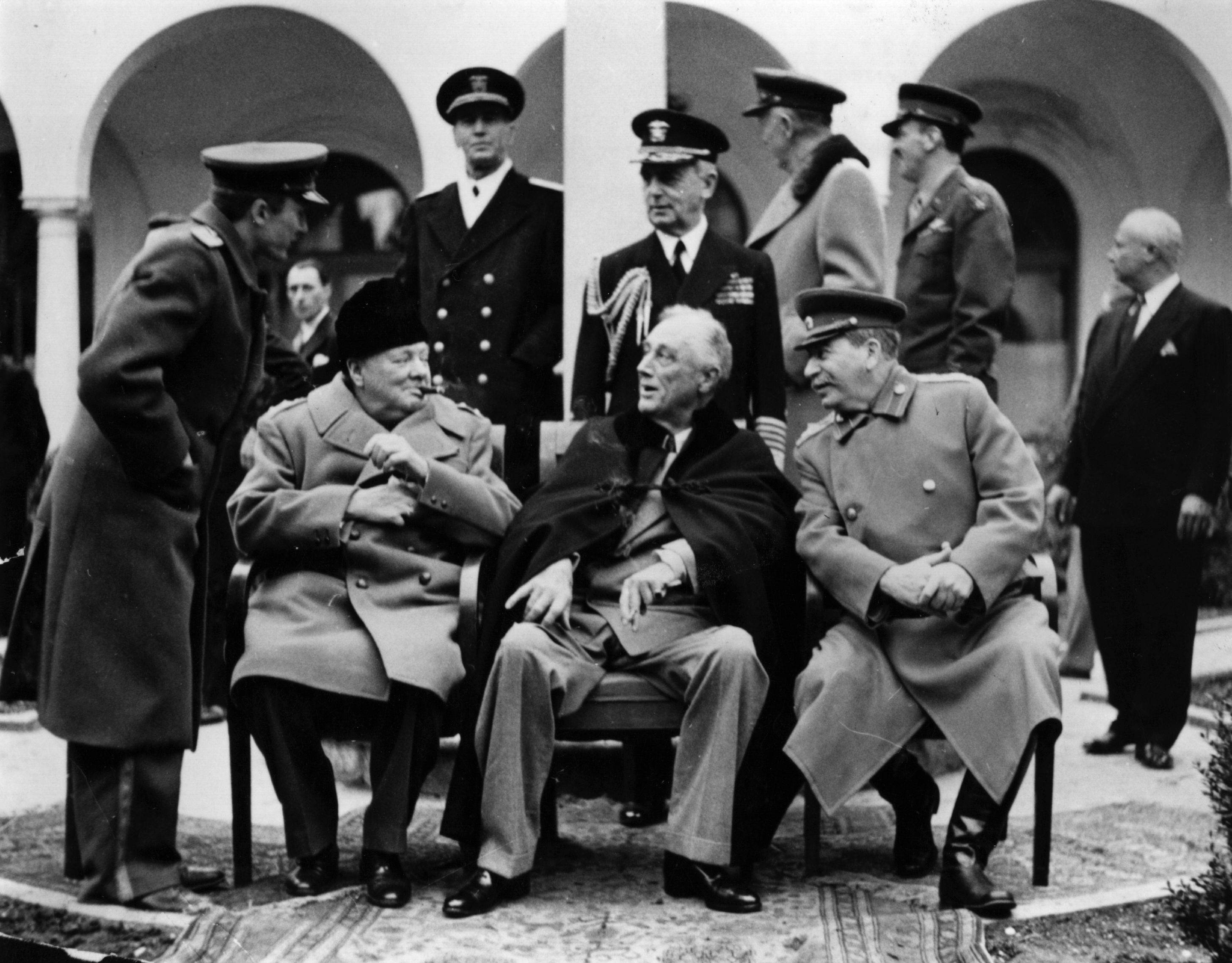 the rich history of the yalta conference The consequences of yalta the consequences of yalta the yalta conference was seen as a big positive for the citizens of european nations, and the general response to the decisions indicated optimism for the future of the continent.